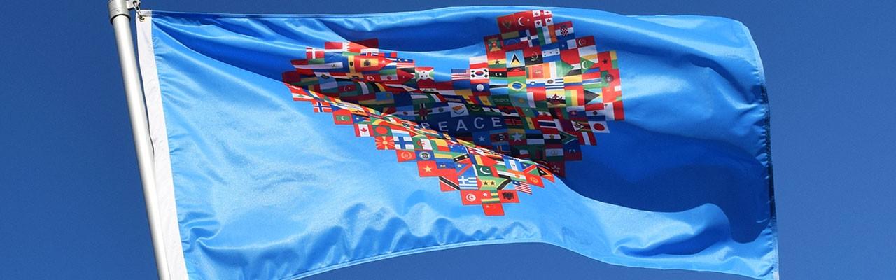 World Peace Flag